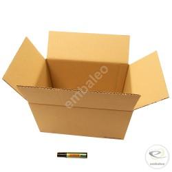 1-wellige Schachtel 30x20x17 cm
