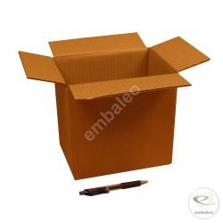 1-wellige Schachtel 21,5x15x20,5 cm