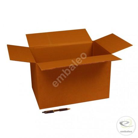 1-wellige Schachtel 38x25x24 cm
