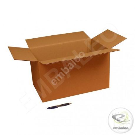 1-wellige Schachtel 43x25x25 cm