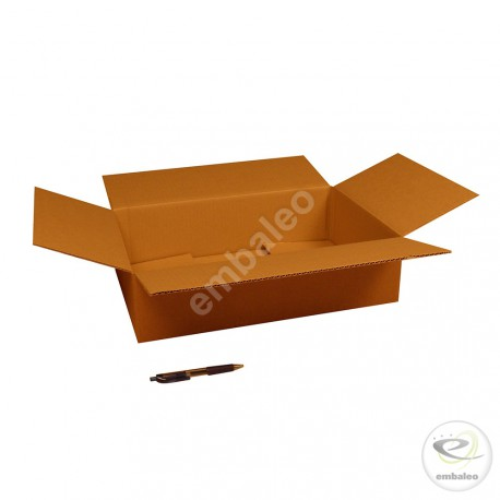 1-wellige Schachtel 45x30x11,5 cm