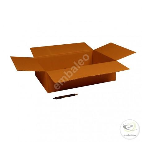 1-wellige Schachtel 45x32x12 cm