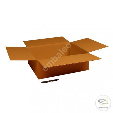 1-wellige Schachtel 45x40x15 cm