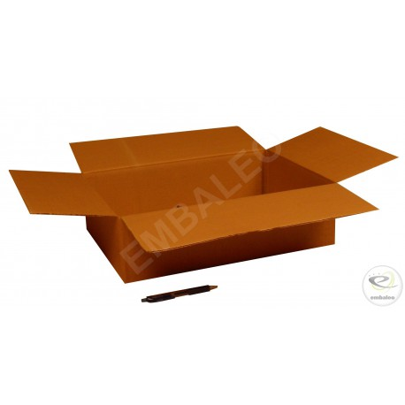 1-wellige Schachtel 45x32x30 cm