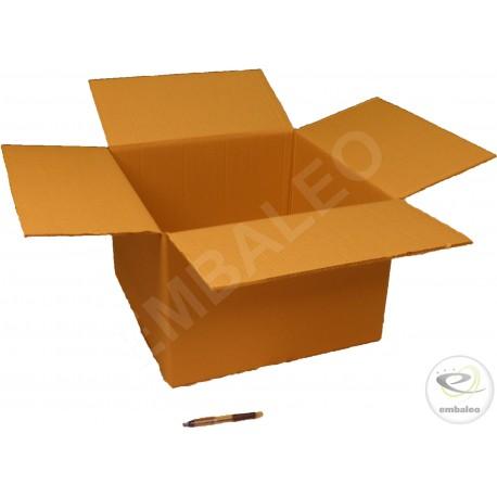 2-Wellige Schachtel 45x45x30 cm