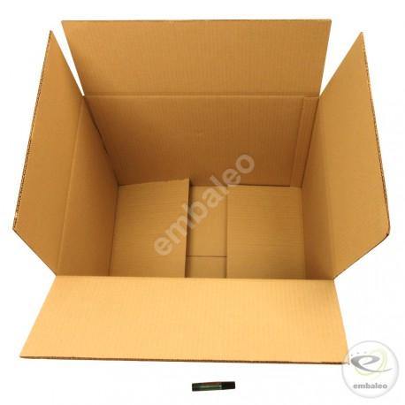 2-Wellige Schachtel 50x40x40 cm