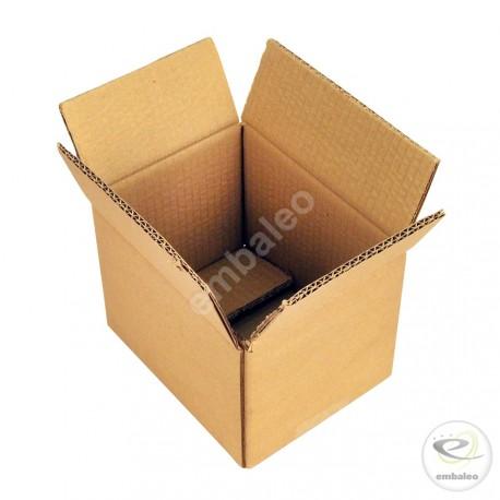 2-Wellige Schachtel 16x12x11 cm
