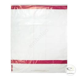 Undurchsichtige Kunststoffbeutel Nr. 7 - 70x90cm