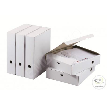 A4 Archivbox 25,5 x 7,1 x 31 cm