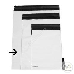 Pochettes plastiques opaques n°3 45 x 55 cm 55µ