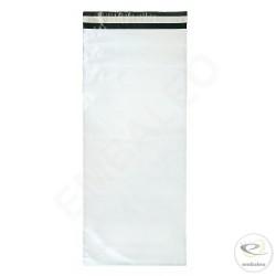 Undurchsichtiger Kunststoffbeutel Nr. 3 - 30X70cm