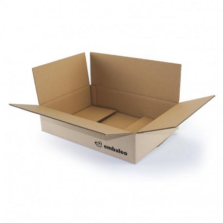 """Caisse Carton """"VAD"""" 40x28x10 cm"""