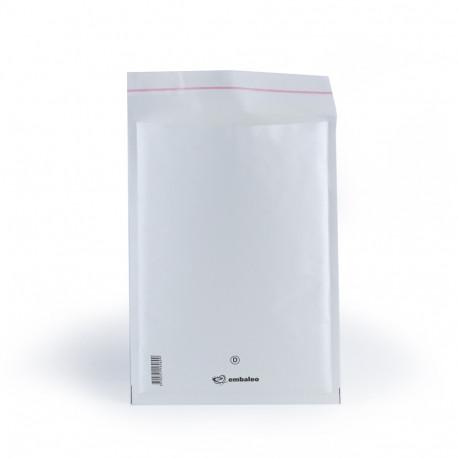 Enveloppe bulle blanche Embaleo D 18x26cm