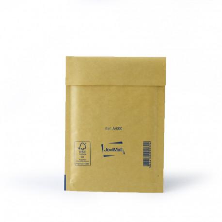 Enveloppe bulle marron A Mail Lite Gold 10x16cm