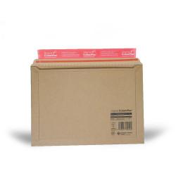 Kartonumschlag mit seitlichem Öffnen A4 34 x 23,5 cm
