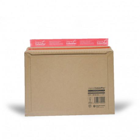 Enveloppe carton à ouverture latérale A4 34 x 23,5 cm