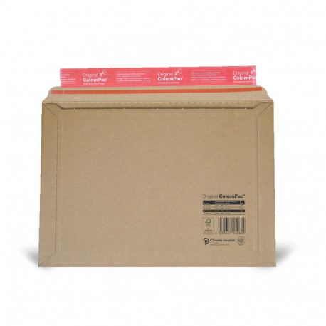Enveloppe carton à ouverture latérale A4+ 36 x 25 cm