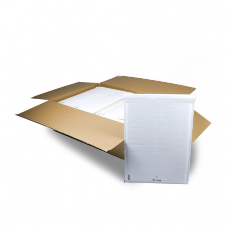 Enveloppe bulle blanche Embaleo I 30x44cm