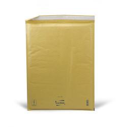 Brauner Luftpolsterumschlag J Mail Lite Gold 30x44cm