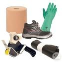 Ausrüstung und Hygiene